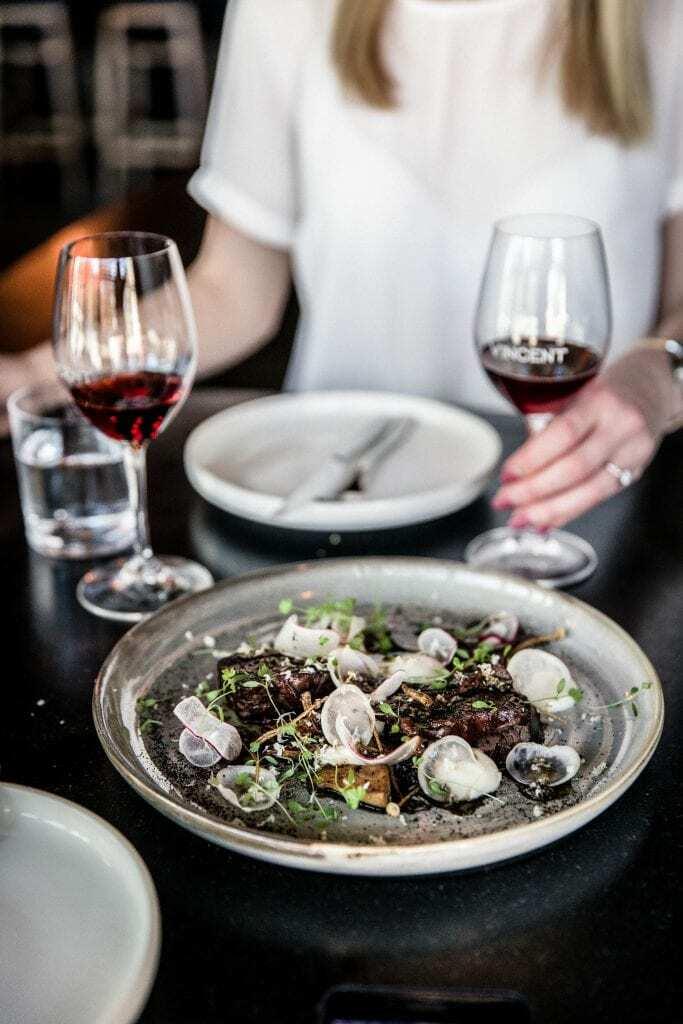 Vincent Restaurant Canberra —Anisa Sabet
